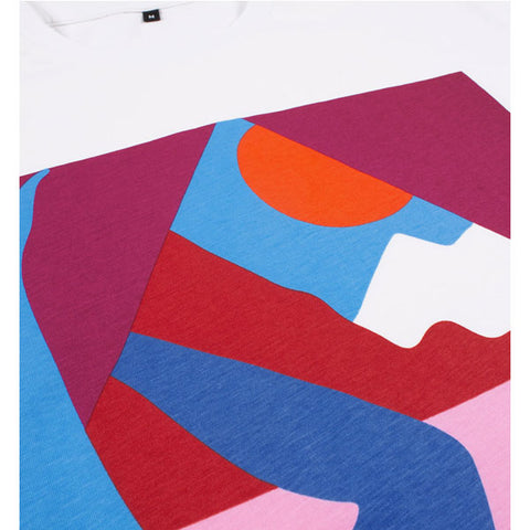 By Parra - New Sealand Window Tee - White