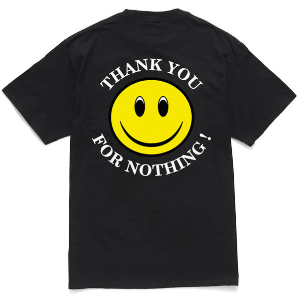 Nothin' Special - Thank You Tee - Black