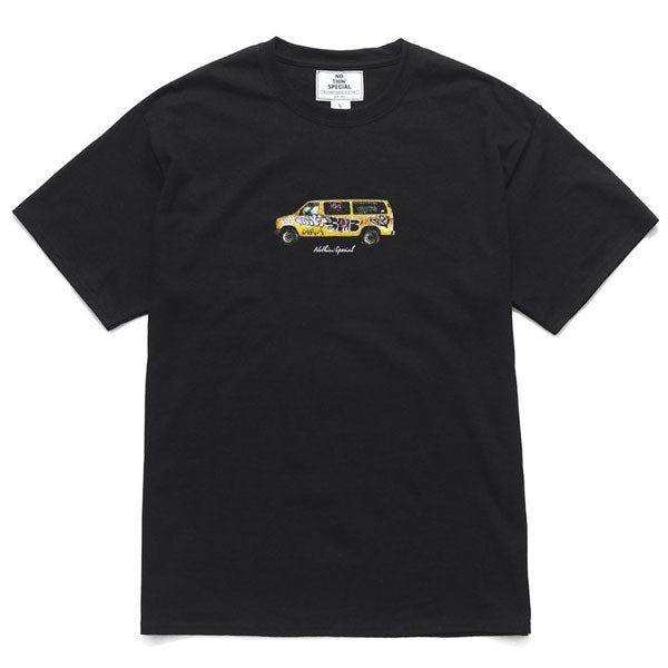 Nothin' Special - Graffitied Van Tee - Black