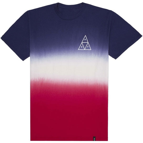 HUF - TT Gradient Tee - Twilight Blue