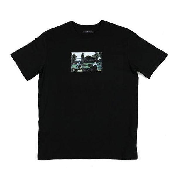 Raised by Wolves - Veil of Rest Tee - Black
