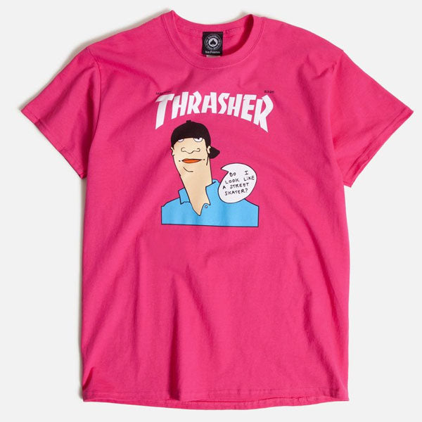 Thrasher - Gonz Cover Tee - Pink