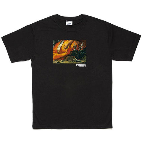 Paterson - Feedback Tee - Black
