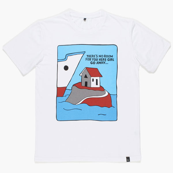 By Parra - Little Room T-Shirt - White