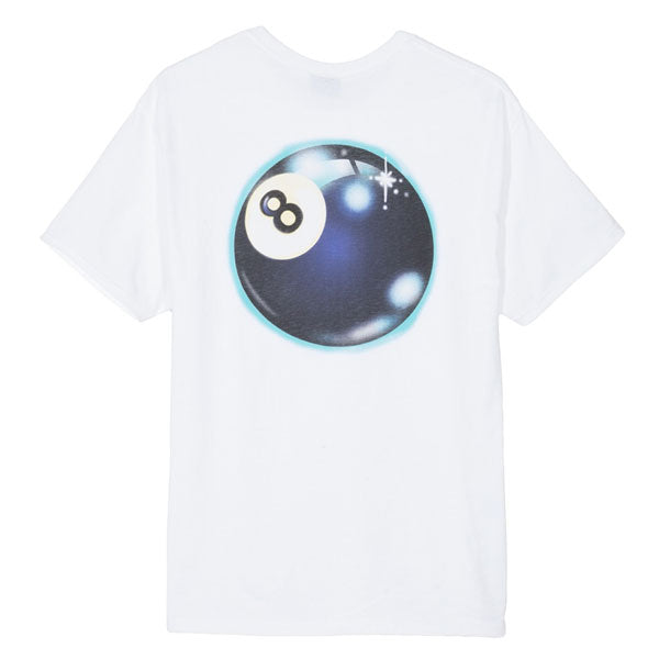 Stussy - Mystic 8 Ball Tee - Natural