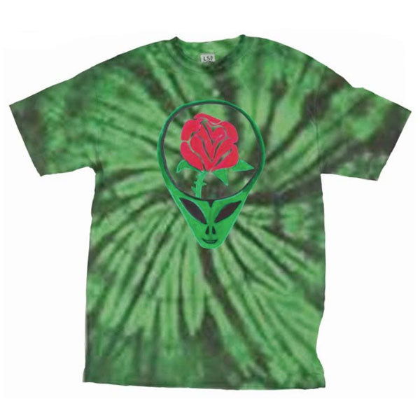 LSD World Peace - Owsley Tee - Tie Dye