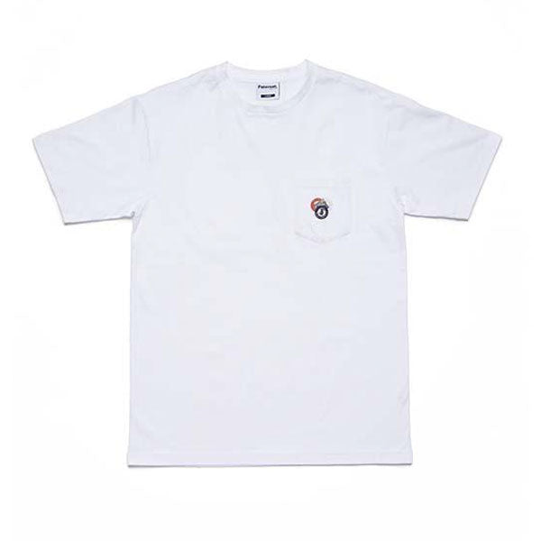 Paterson - Made for Play Pocket Tee - White