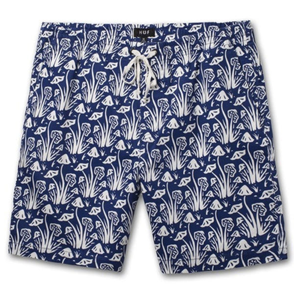 HUF - Don't Trip Easy Short - Twilight Blue