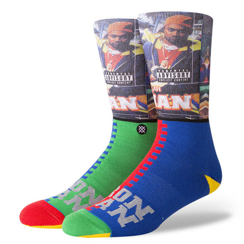 Stance - Ghostface Killah Socks - Multi