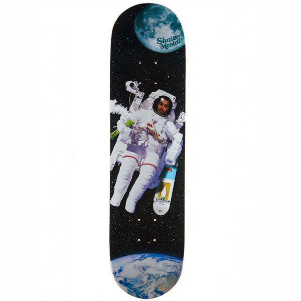 Skate Mental - Spaced Out Deck - 8""