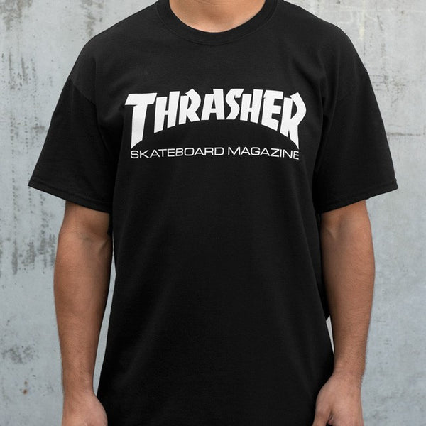 Thrasher - Skate Mag T-Shirt - Black