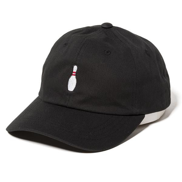 The Quiet Life - Bowling Pin Dad Hat - Black