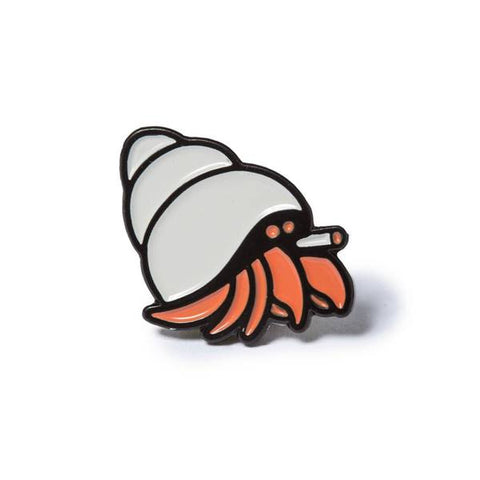 The Quiet Life - Crabby Lapel Pin - Metal