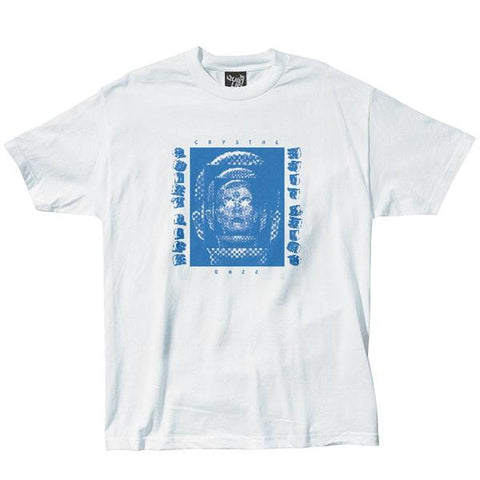 The Quiet Life - Crystal Daze Premium Tee - White