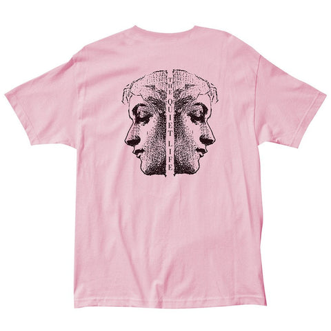 The Quiet Life - Face Off T-Shirt - Pink