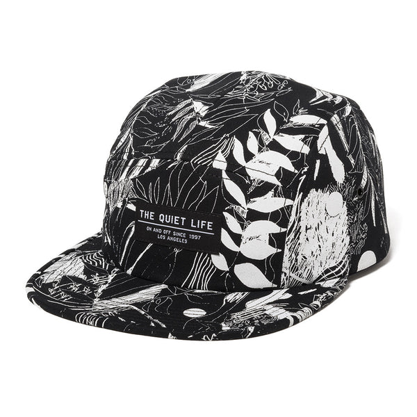 The Quiet Life - Flora 5-Panel  - Black