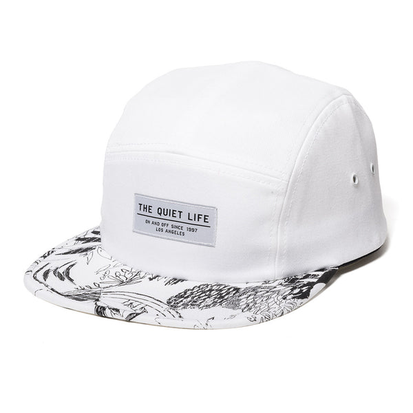 The Quiet Life - Flora 5-Panel  - White