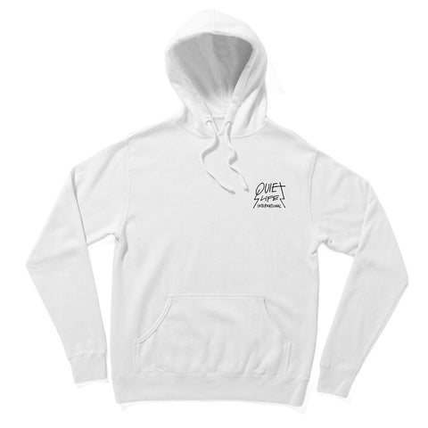 The Quiet Life - International Pullover Hoodie - White