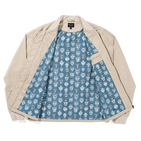 The Quiet Life - Jones Canvas Jacket - Tan