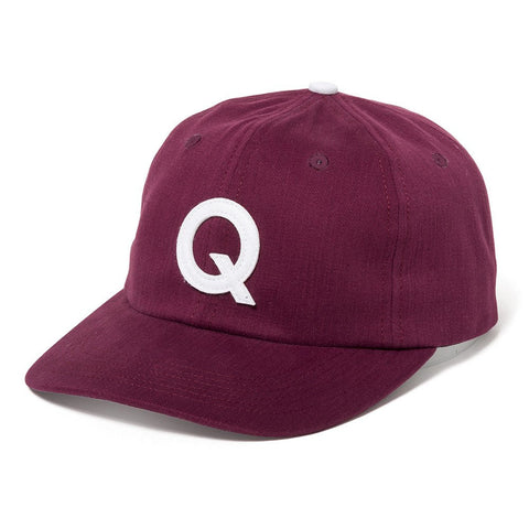 The Quiet Life - League Polo Hat - Maroon