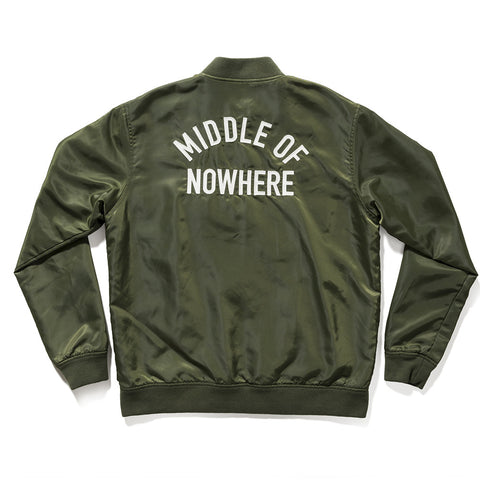 The Quiet Life - Middle of Nowhere Jacket - Army