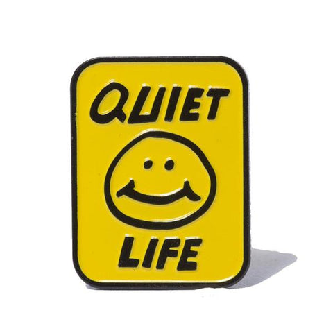 The Quiet Life - Smile Lapel Pin - Metal