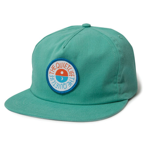 The Quiet Life - Solar Relaxed Snapback - Aqua