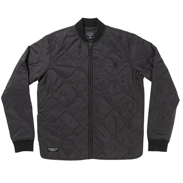The Quiet Life - Waves Shell Jacket - Black