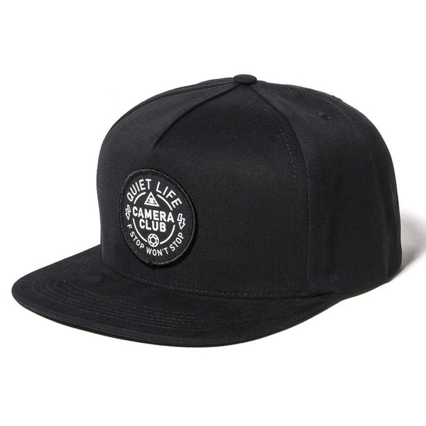 The Quiet Life - Won't Stop Snapback - Black