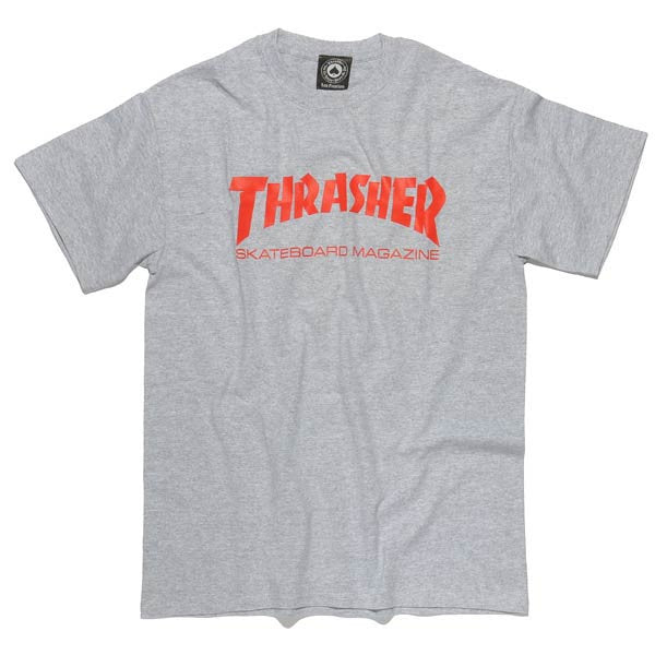 Thrasher - Skate Mag T-Shirt - Grey