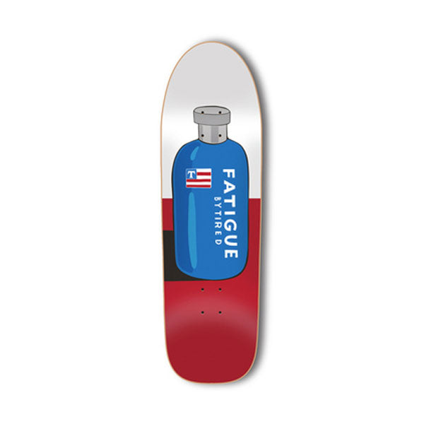 Tired - Fatigue Deck Slick Shape - 9.189""