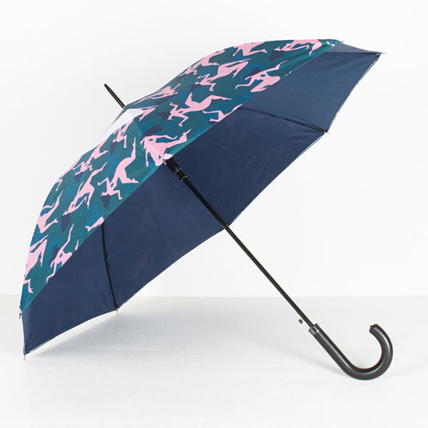 By Parra - Musical Chairs Umbrella - Green