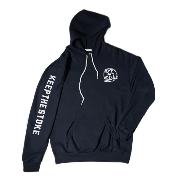 Classic Sleeve Pullover Hoodie