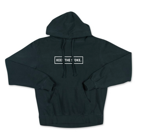 Washed Box Hoodie