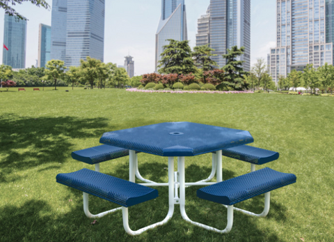 Octagon Portable Table - Innovative Playground Equipment