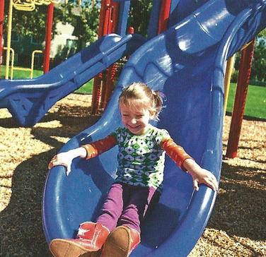 Chute Slide Sectional - Left or Right Veer - PlaygroundPark
