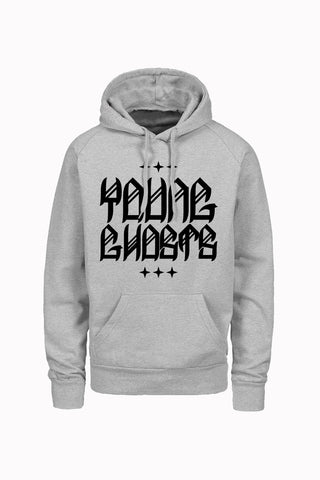 NEW CLASSIC hoodie - ATHLETIC GRAY