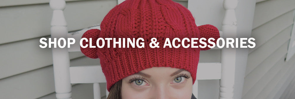 Shop Clothing & Accessories