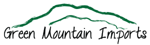 Green Mountain Imports Logo
