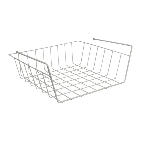 Evelots Under Shelf Basket Racks,Easily Slides Under Shelf, Cabinet Sp