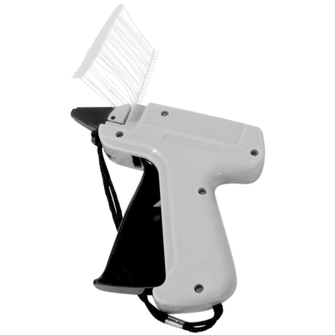Evelots® Tag Attaching Tagging Gun With 1000 Standard Attachment Fastener Barbs