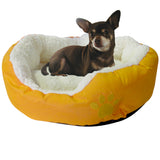 Evelots Soft Pet Bed for Cats & Dogs, Small Dog Bed, Assorted Colors