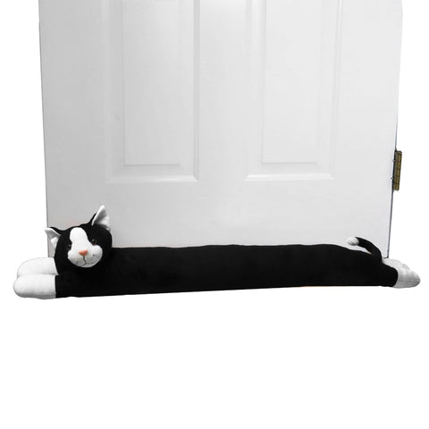 "Evelots CAT/DOG Door Window Draft Stopper-36"" -No Noise/Cold Air-Keep Heat In"