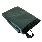 Evelots Holiday/Xmas Tree Storage Bag/Container-5.5 Feet Long-All Around Zipper