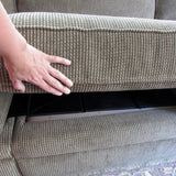 "Evelots 21"" Improved Adjustable Cushion Support for Chairs/Recliners"