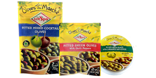 Healthy Olive Snacks