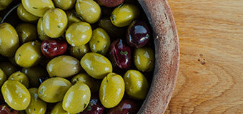 Olive Nutrition Info