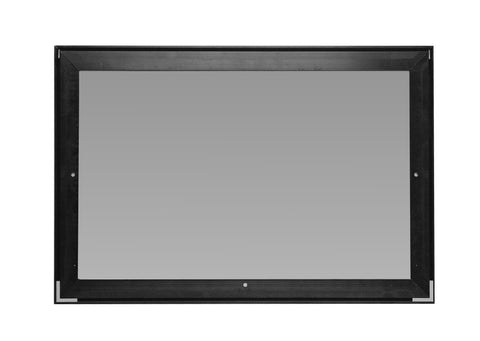 Secure Frame - Aluminum photoluminescent display encasement - 8.5 ...