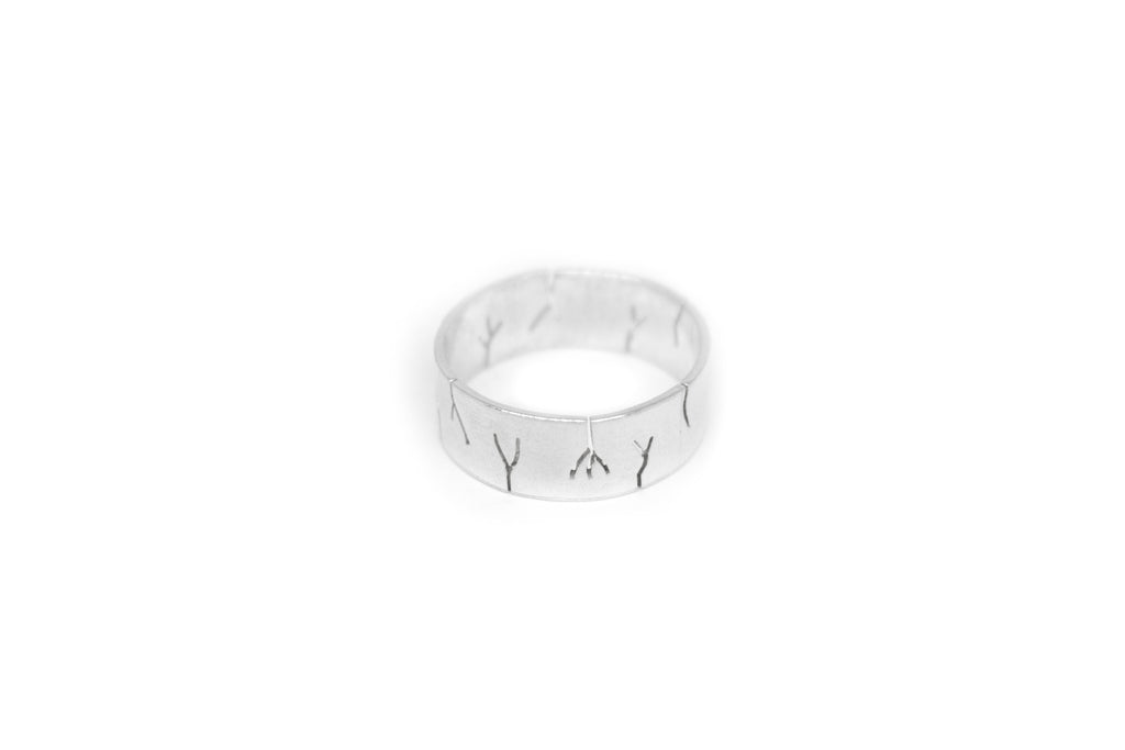 Root Ring - Silver