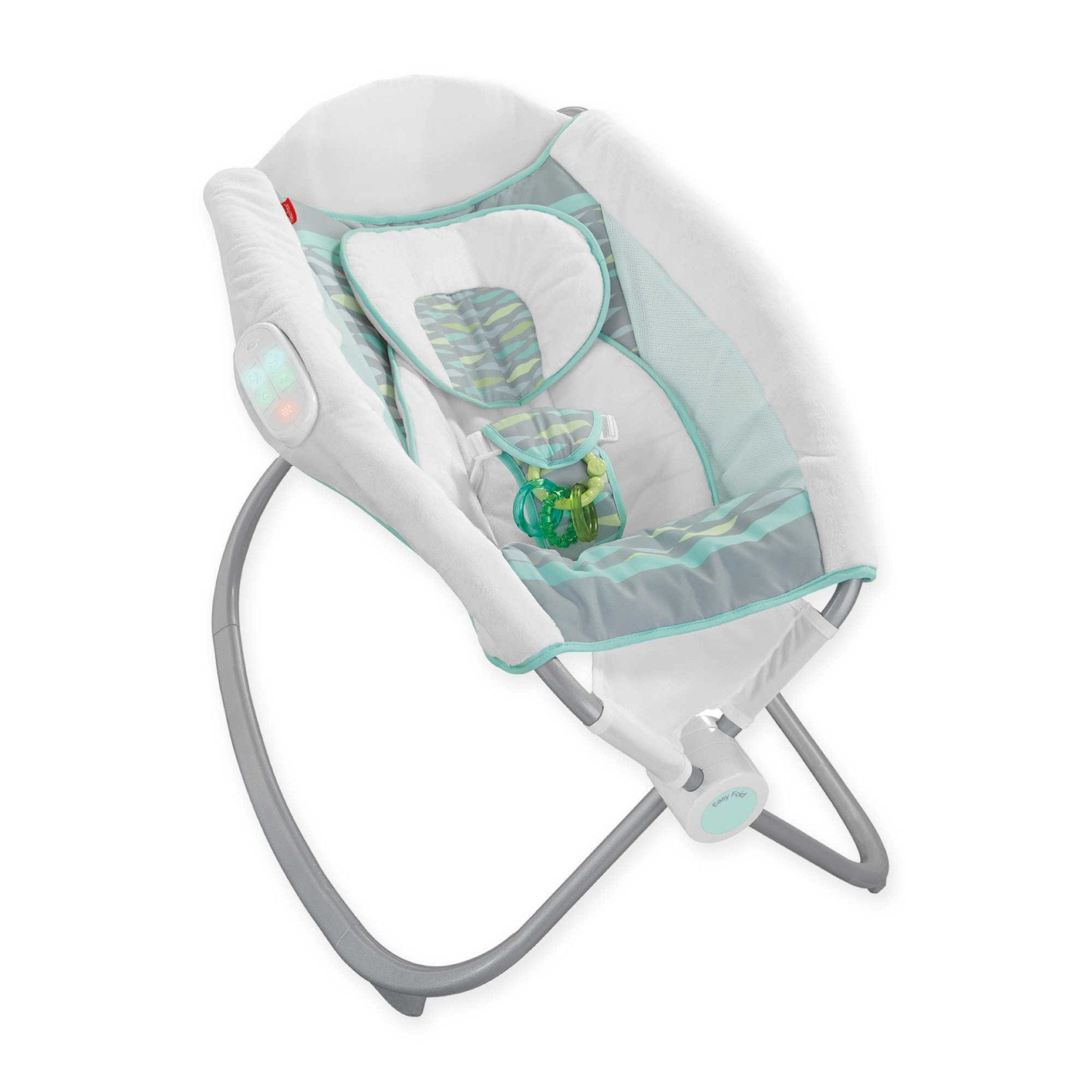 3e9d23ac11c Give10Back 887961162974 Fisher-Price Deluxe Newborn Auto Rock  N Play  Sleeper in Soothing Give